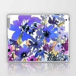 Heavenly Blues and Purples Laptop & iPad Skin