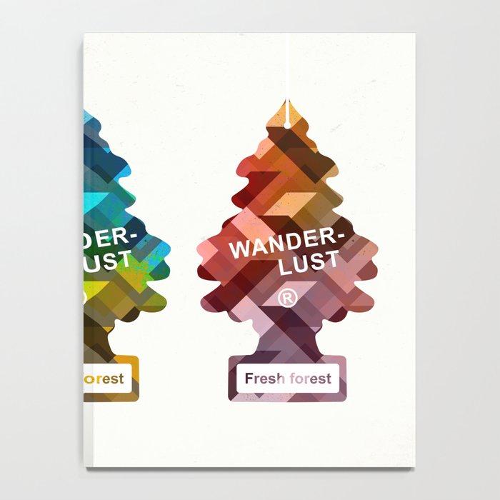 Wunderbar forests Notebook