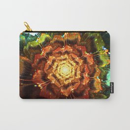 Submerged Flower Carry-All Pouch
