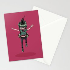 Jump to freedom Stationery Cards