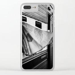 Broken Promises Clear iPhone Case