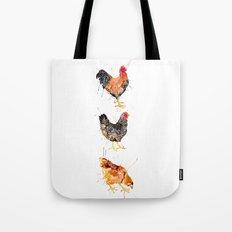 Chicka Dee Tote Bag