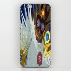 Fu Lu Shou iPhone & iPod Skin