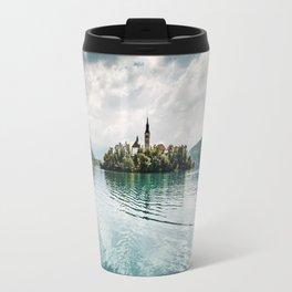 bled lake Travel Mug