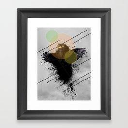 Midnight 20 Framed Art Print
