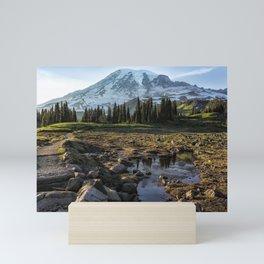 Mazama Ridge Trail Mini Art Print
