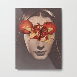 Persephone's Dream Metal Print