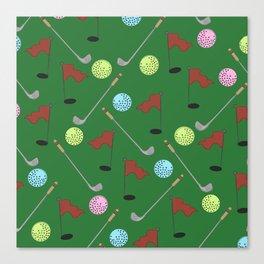 Golf 1 Canvas Print