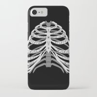 winchester iPhone & iPod Cases featuring Winchester Bones by Lisa Buchfink