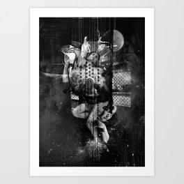 Fight-or-Flight Art Print