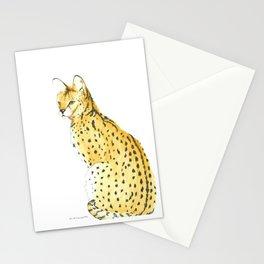 serval Stationery Cards