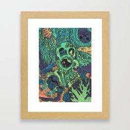 Ocean's Bounty Framed Art Print