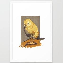 Chickie Framed Art Print