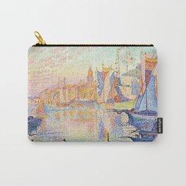 The Port of Saint-Tropez, Paul Signac, 1901 Carry-All Pouch