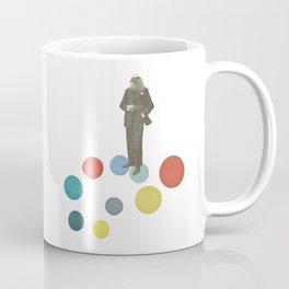 Bird Man Coffee Mug