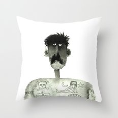 Remember Mary Throw Pillow