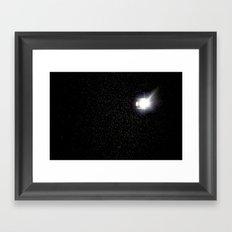 Rain Room MOMA Framed Art Print