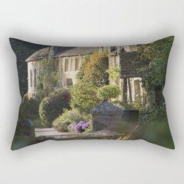 Not the manor Rectangular Pillow