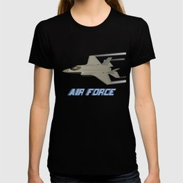 Air Force F35 Jet Fighter T-shirt