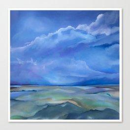Seven Mile Thunderstorm Canvas Print