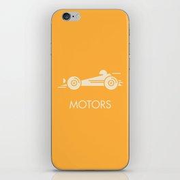 MOTORS / The Car iPhone Skin