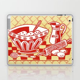 Mixing Up Something Good In The Kitchen Laptop & iPad Skin