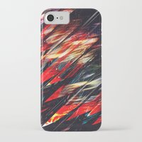 runner iPhone & iPod Cases featuring Blade runner by Kardiak