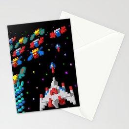 Inside Galaga Stationery Cards