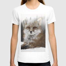 Fox Stare T-shirt