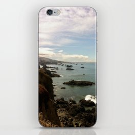 Bodega Bay, California iPhone Skin