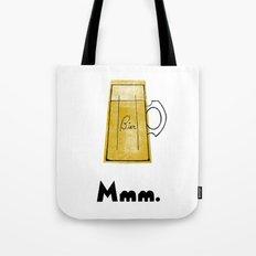 Mmm. Bier Tote Bag