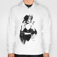 rupaul Hoodies featuring MAX COLLECTIVE by Garry Muska