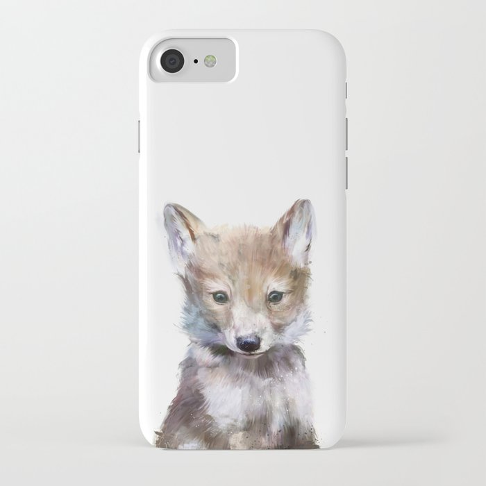 little wolf iphone case