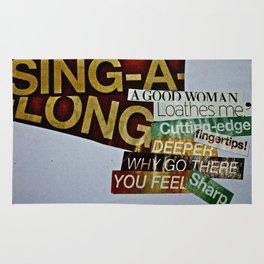 Singalong Rug