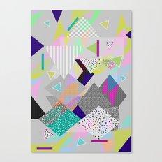 FUNDERLAND  Canvas Print