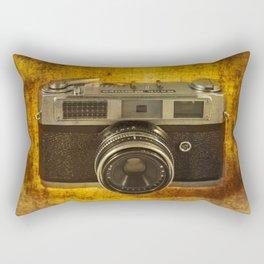 Rank Mamiya Rangefinder Rectangular Pillow
