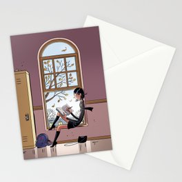 Journal de Karine Stationery Cards