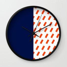 Contrast 01 Wall Clock