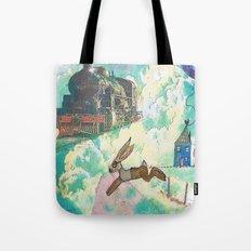 Run Bertie Tote Bag