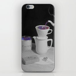 Caffeinated iPhone Skin