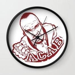 ACAB Wall Clock
