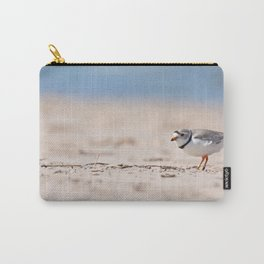 Great Lakes Piping Plover Carry-All Pouch