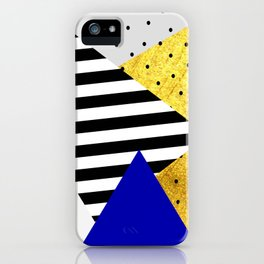 fall abstraction #3 iPhone Case