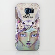 Dear Deer by Jane Davenport Slim Case Galaxy S7