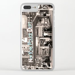 NY Police Clear iPhone Case