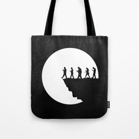 Subservient Tote Bag