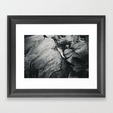Waters of the Merced Framed Art Print