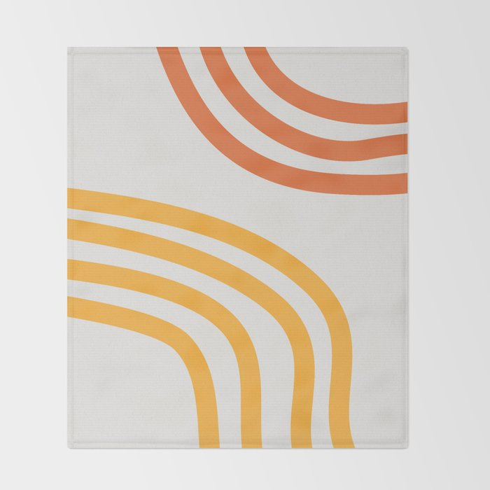 Linea 05 Throw Blanket