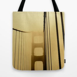 SF Golden Gate Bridge  Tote Bag