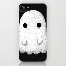Little Ghost iPhone Case